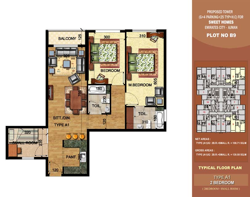 Paradise Lakes Tower 9 Freehold In Emirates City Best